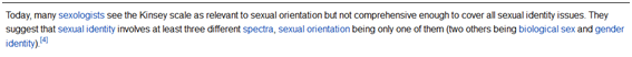 Wiki - Kinsey Scale